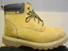 Dockers Boots, Yellow, Real Leather, Warm Padding, Goodyear Welted Shoes New