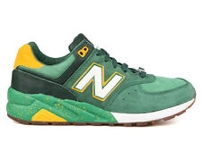 Men's New Balance 572 Burn Rubber Vernors Ginger Ale Green Yellow MRT572BR