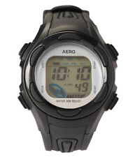 Aeropostale Unisex Water Resistant Digital Round Sport Watch