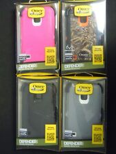 New in Box OEM Otterbox Samsung Galaxy S 5 S5 Defender Case+Holster Belt Clip