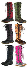 Pajar Grip Boots Women's Winter Lace Up TALL Winter Boot