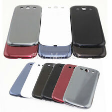 Replace Back Door Battery Cover Housing Case For Samsung Galaxy SIII S3 i9300