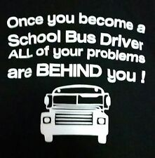 Once you become a school bus driver Hoodie S-5XL