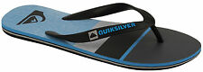 Quiksilver Molokai Sunset Sandal - Black / Blue / Grey - New