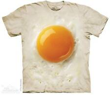 FRIED EGG ADULT T-SHIRT THE MOUNTAIN