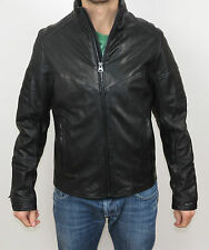 G-Star RCO MFD LEATHER JKT Bikerjacke Lederjacke 82165A.4065.990 Black +Neu+