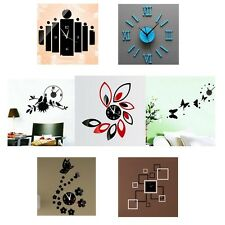 NEWEST Luxury DIY Home Modern Decoration Wall Clock Gift Excellent