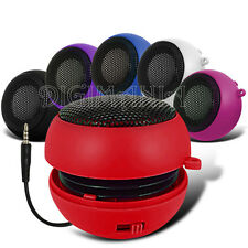 Speaker For Dell Phones Portable 3.5mm Rechargeable Small Sized