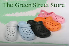 NEW Women's Ladies and Teens Foam Rubber Clogs Garden Sandals size 5 and 5.5's