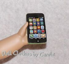 """Smart  I Phone - Cell Sized for 15-18"""" Dolls - American Girl - Kidz n Cats"""