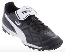 Puma Esito Classico TT Turf Men's Soccer Cleats Football Boot Shoes Black/White