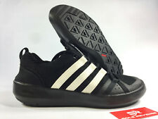 NEW adidas Sport Climacool BOAT Lace Water Outdoor Shoes Black White B26628 dlx