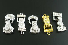 Wholesale New Mixed Rhinestone HOTSELL Magnetic Clasps