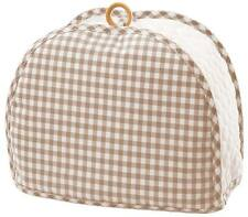 Miles Kimball Gingham Appliance Cover 2 Slice Toaster