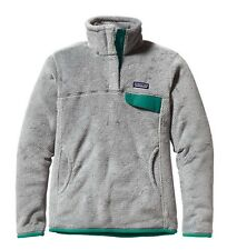Patagonia RE-TOOL SNAP T Fleece Pullover POLARTEC AUTHENTIC Womens 25442 New