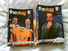 MANSFIELD TOWN HOMES 2011-2012