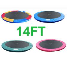 14 FT TRAMPOLINE REPLACEMENT PAD PADDING SPRING COVER FOAM OUTDOOR SPORT