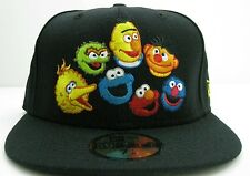 59fifty NEW ERA SESAME STREET ' ELMO AND FREINDS '    CAP LIMITED EDITION