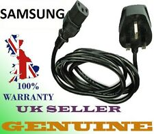 Samsung Mains Power Cable Cord Lead for Lcd TV Plasma Plug *UK CE Standard*