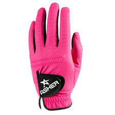 Ladies Asher Chuck - 80's Pink Golf Glove