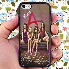 Pretty little liars who is A black iphone 4 4s 5 5s 5C 6 6 plus case cover