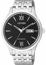 Citizen Luxury Automatic Sapphire Japan 50m Gents Watch NP4070-53E