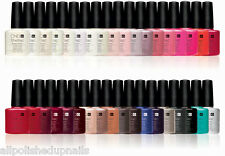 CND ✿ ✿ ✿ Shellac UV Gel Coat ✿ ✿ ✿ tutti i colori disponibili 100% AUTENTICO