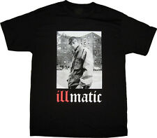 Nas Illmatic Hip Hop T-Shirt by Ill Street Blues Clothing