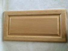 Raised Panel Maple Cabinet Doors for Kitchen Bath Refacing needs European Hinges