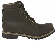 Timberland Earthkeepers Rugged 6 Inch Waterproof  Plain Toe Mens Boot 5069A T4