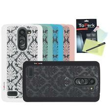 [ LG L Bello / D331 ] Imperial Lace Ultra Slim Hybrid Case