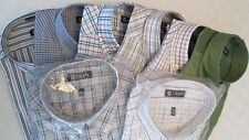 Chaps Classic Fit Wrinkle Free Men's Shirt NWT- Plaids,Stripes,Solids,Many sizes