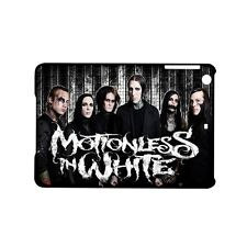 Motionless In White Ban Case For iPad 2 3 4, Air, Mini and iPad Air 2 and Mini 2