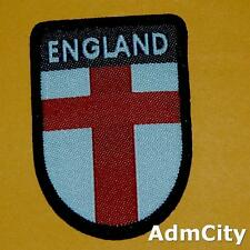 George Union Britain Uk Cross England Flag Sew on Embroidered Badge Patch Biker