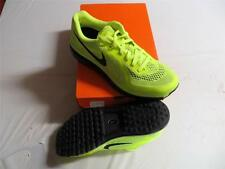 NIKE AIR MAX 2014 MEN'S RUNNING SHOES  VOLT/BLACK-WHITE  RET$180 NIB