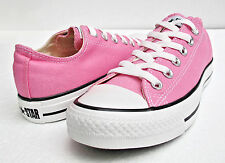 Converse Chuck Taylor Pink OX M9007 All Sizes Womens Shoes