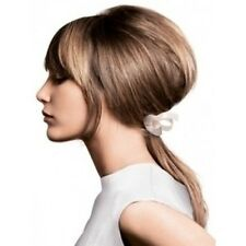 BIG BEEHIVE HAIR 100% HUMAN HAIRPIECE CLIP IN CHOOSE YOUR THICKNESS & COLOUR