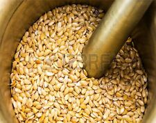 Organic Golden Linseeds 20g  to 1kg { FLAXSEEDS }