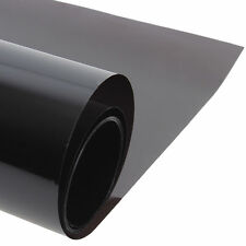 1PC Black Window Tint Solar Films Car Film Scratch Resistant Membrane 50CM*300CM