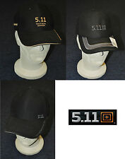 New and Unused 5.11 Collectable Tactical Baseball Caps, 2005, 2007, 2010