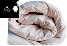 Double & King Size Goose Feather Down Duvet 13.5 Tog Bedroom Luxury Bed Soft