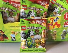 NEW Lego minifigures series 13 Choose yours -FREE SHIPPING WORLDWIDE-