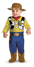Toy Story Movie Woody Infant Baby Costume Fancy Dress Cute Outfit