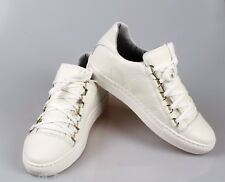 SNEAKERS uomo scarpe srtinghe 100% vera pelle made in italy men's shoes