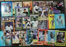 BO JACKSON _ 23 Different Oddball Cards $1.00 Each _ 10 or More Mail FREE in USA