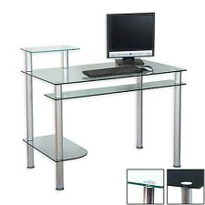 Designer Glass Computer Table / Office Table