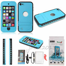 New Redpepper Waterproof Shockproof Kickstand Case for Apple iPod Touch 5th