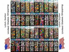 10 Sheets Puffy Stickers Scrapbook Kids Birthday Party Favors,YOU PICK ANY THEME