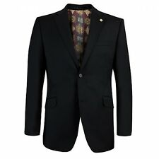 Ted Baker Endurance Sovereign Superior Black Wool Jacket 42L BNWT rrp £240