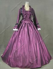 Civil War Victorian Gown Period Dress Reenactment Theatre Costume Steampunk 170